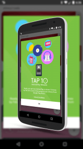 Android Pay Tap 10 Promotion