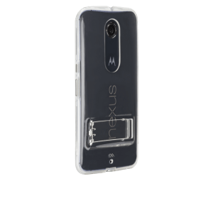 Clear Naked Touch Case for Nexus 6 at Case-Mate