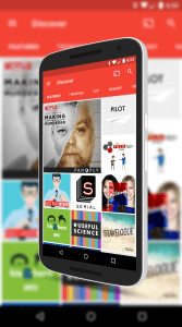 Featured Podcasts in Pocket Casts