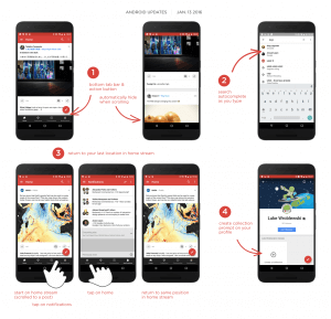 Google+ 7.0 Updates for Android