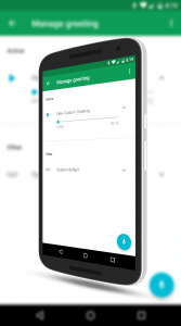 Voicemail Messages in Project Fi