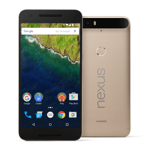 Nexus 6P in Matte-Gold