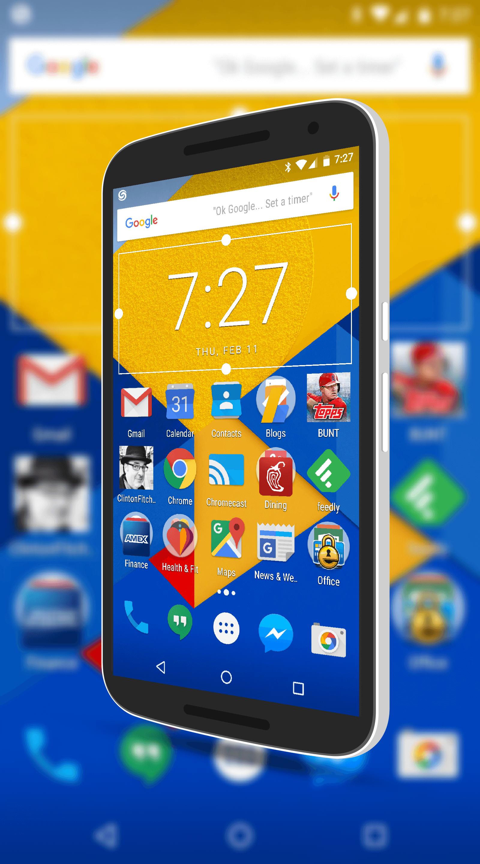 Google Widgets