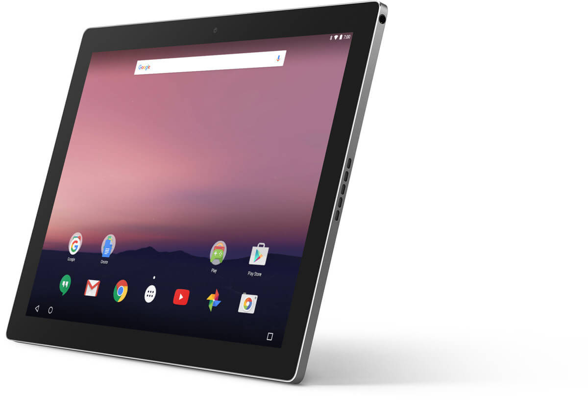 Android N on The Pixel C