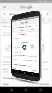 Google Search Campaign Finance Results