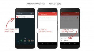 Google+ for Android 7.5.0 Release