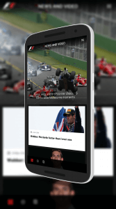 Official F1 News and VIdeos