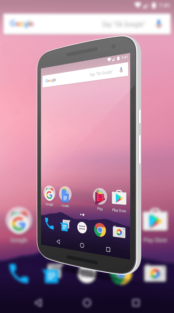 Android N on The Nexus 6