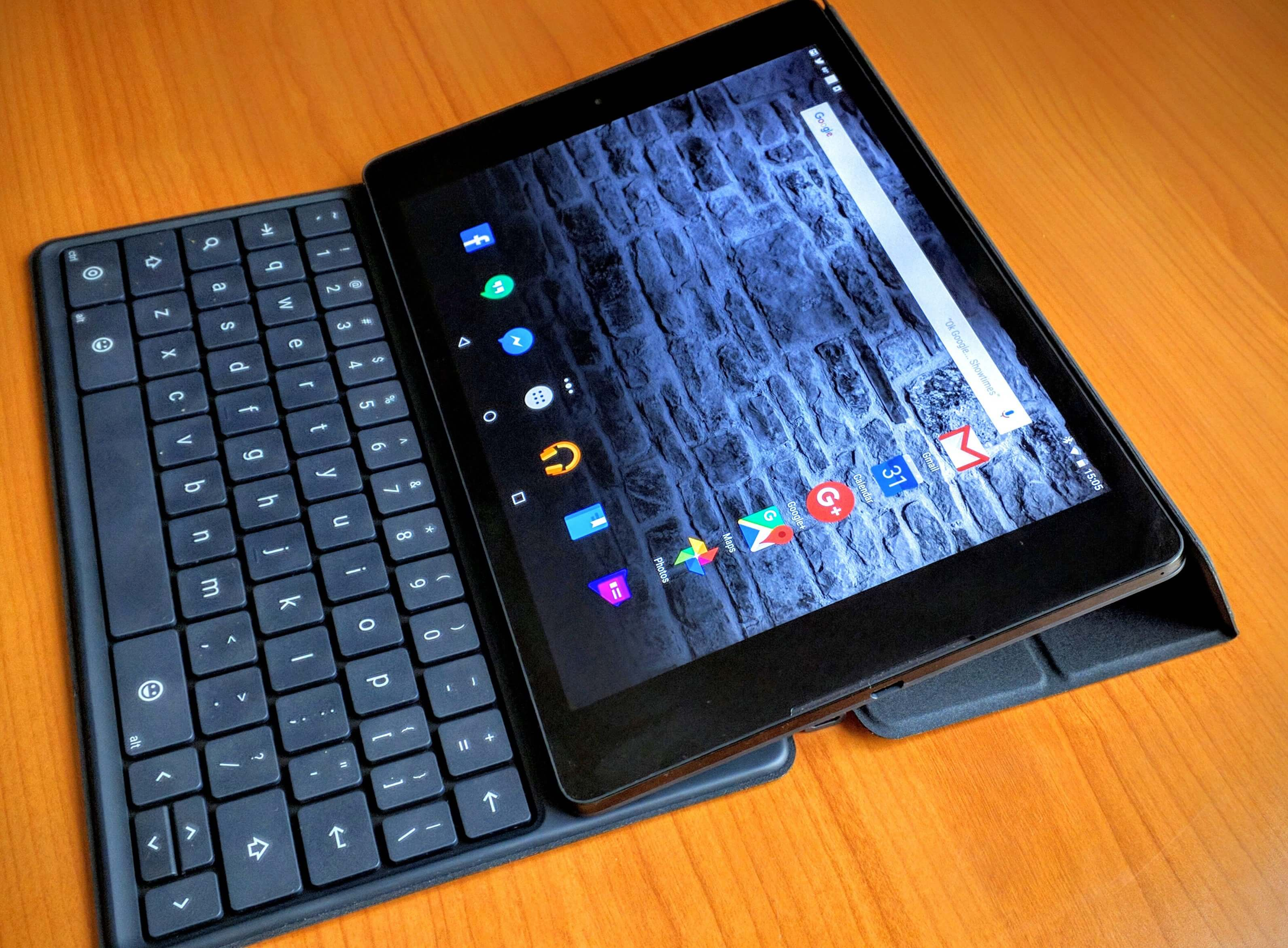Nexus 9 Folio Keyboard Review – ClintonFitch com