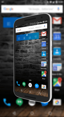 PayPal Home screen Widget