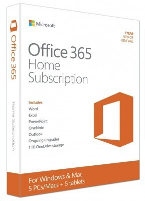 Office 365 Home Edition