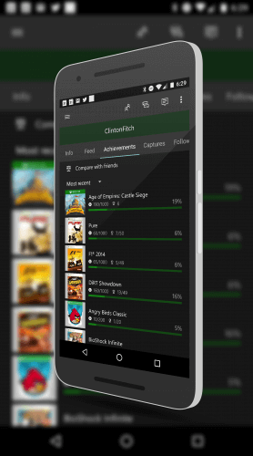 Xbox for Android