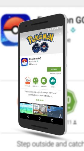 Pokemon Go Passes 100 Million Installs