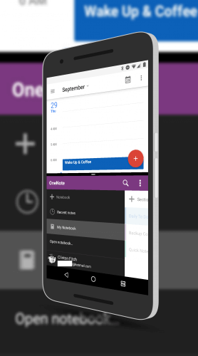 Microsoft OneNote Multi-Window Support