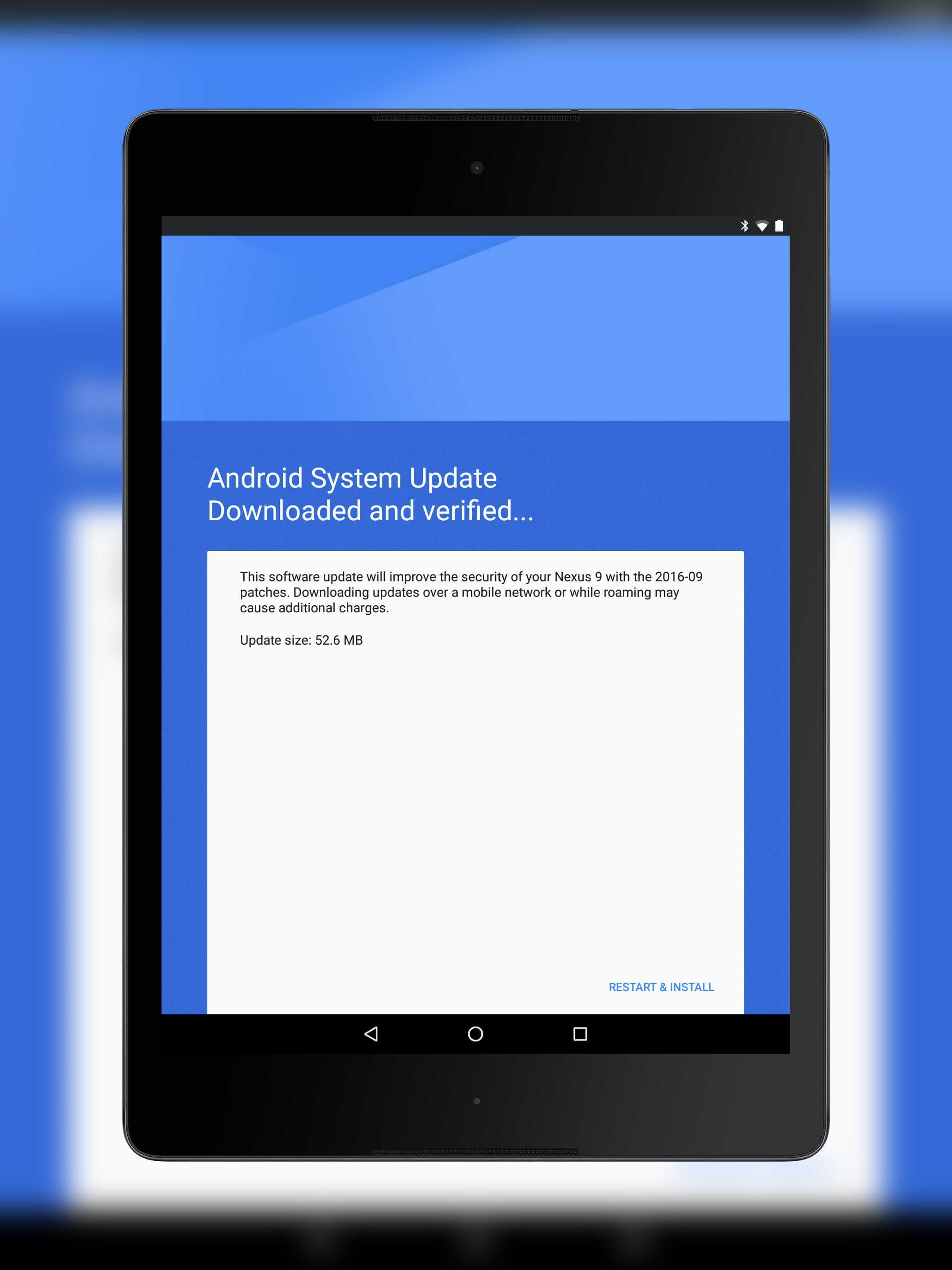 September Android Security Update OTAs Starting to Arrive