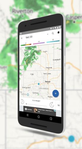 The Weather Channel App Radar
