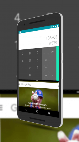 Google Calculator in Multi-Window