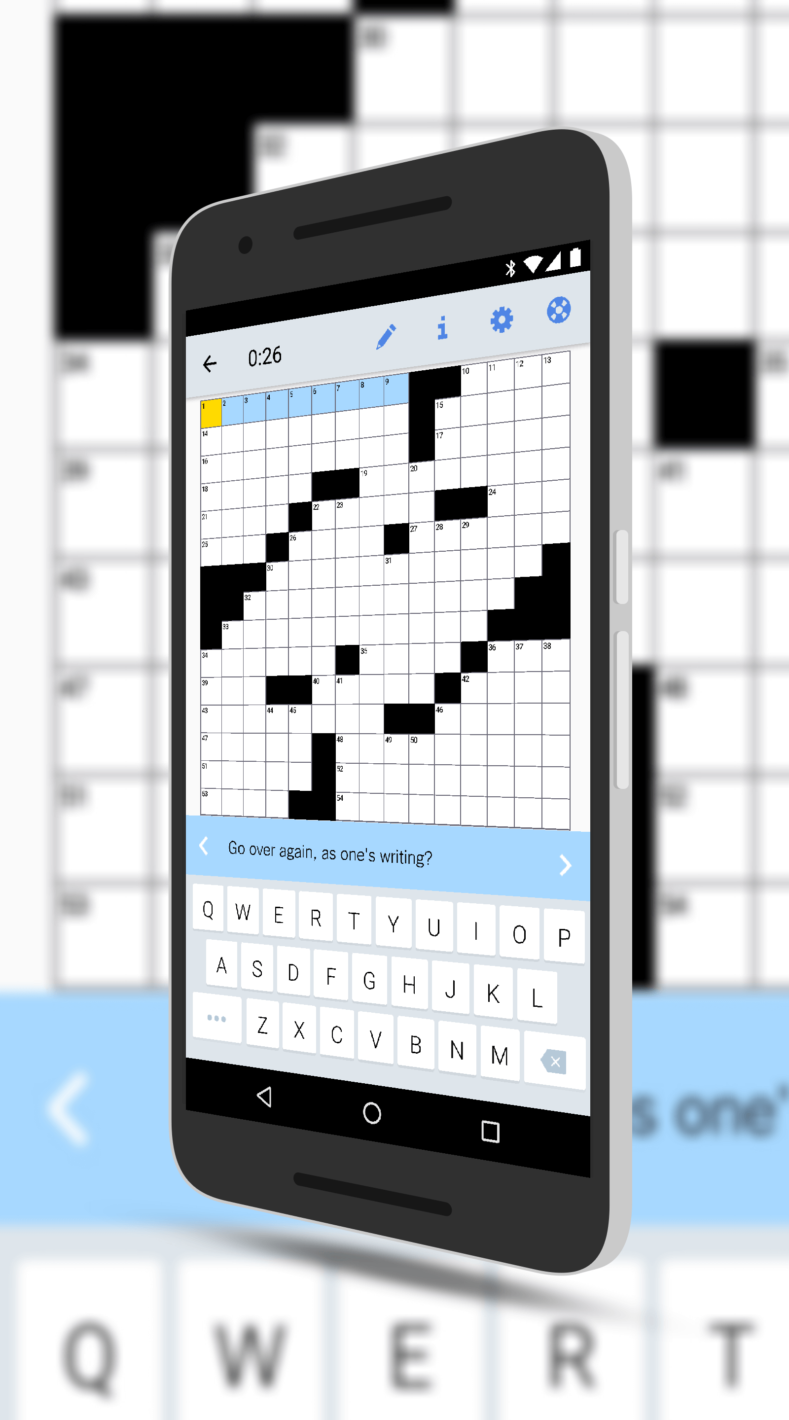 New York Times Crossword for Android