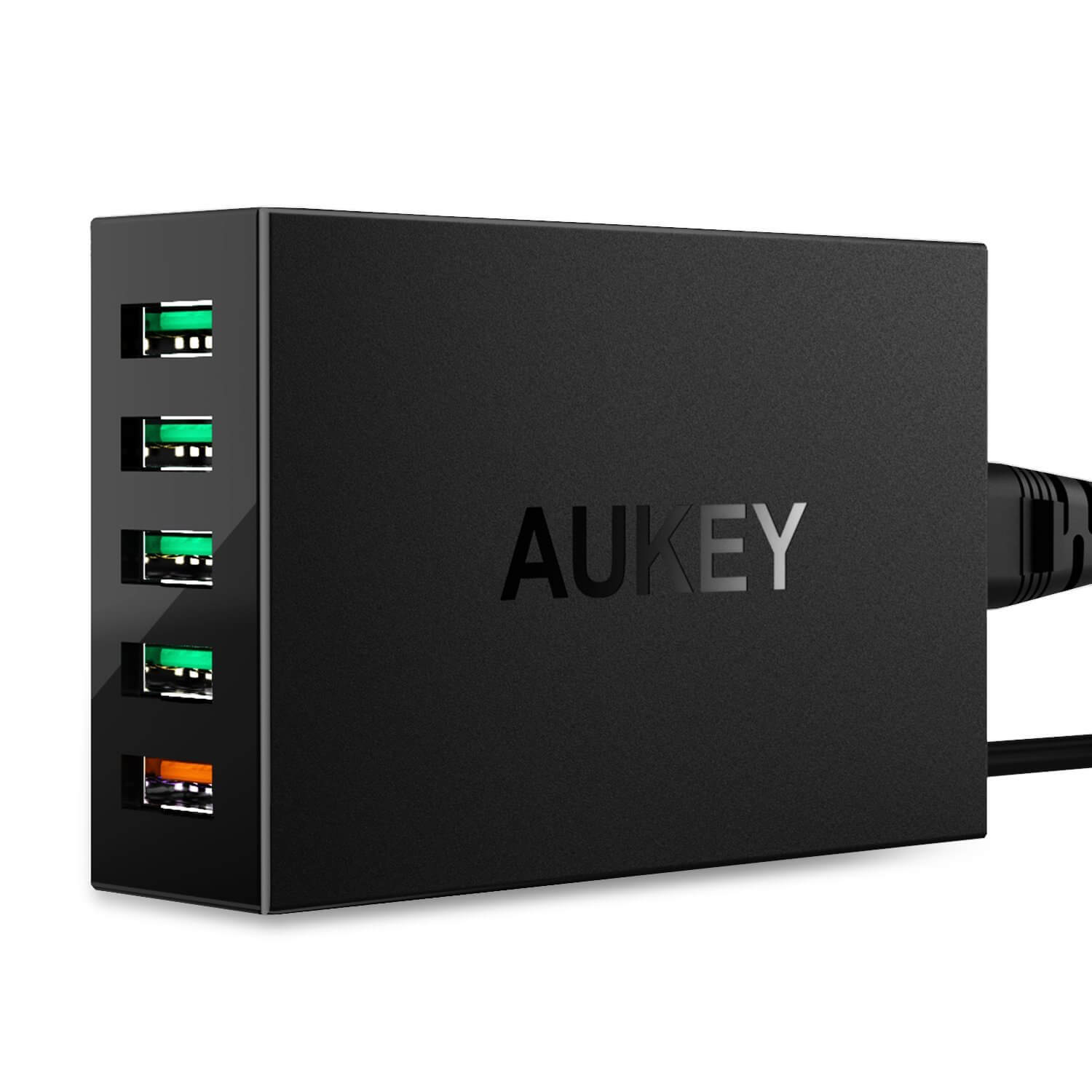 AUKEY Desktop Charger with Quick Charge 3