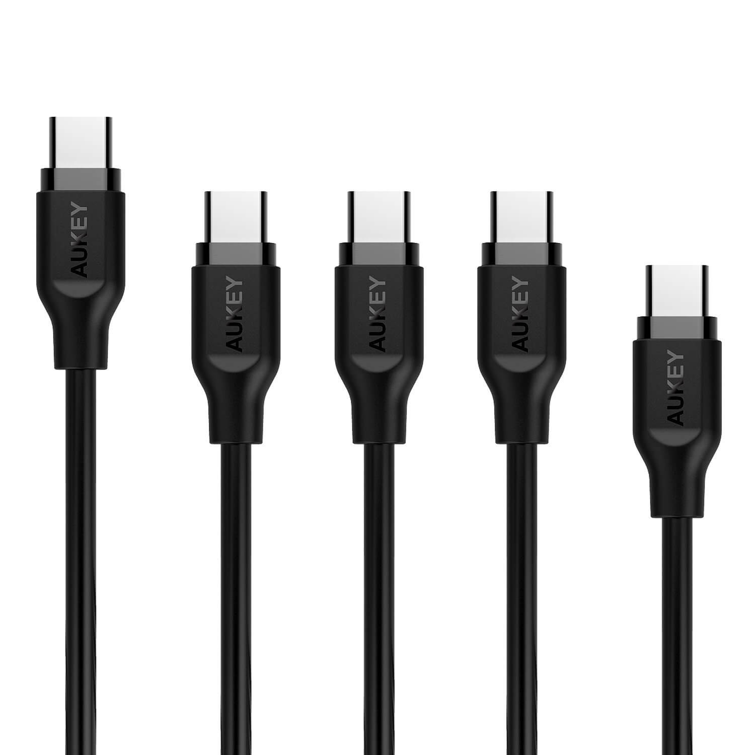 AUKEY USB-C Cable Pack