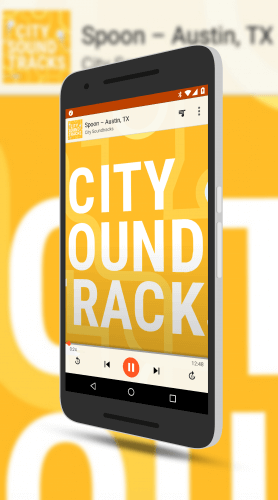 City Soundtracks Podcast