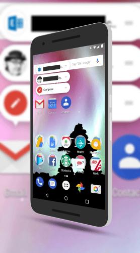 Gmail Accounts App Shortcuts