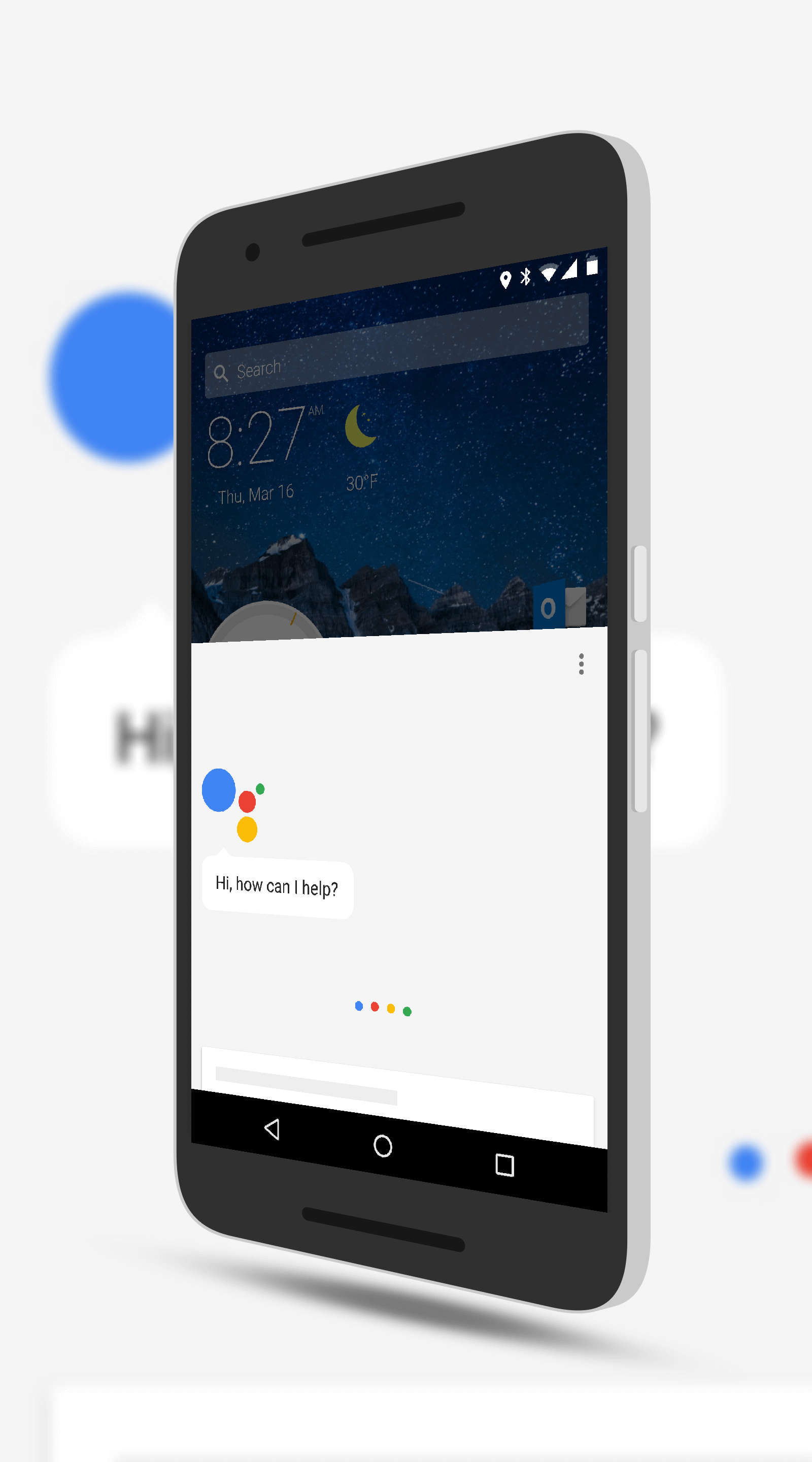 Remarkable Google Assistant Is Not Coming To Android Tablets Download Free Architecture Designs Ferenbritishbridgeorg