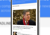 Google News & Weather More Headlines