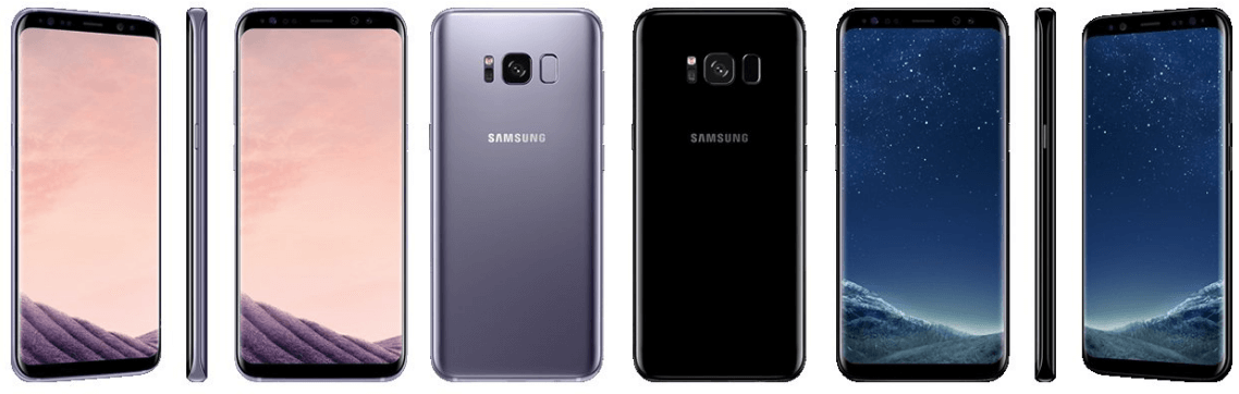 Leaked Images of the Samsung Galaxy S8