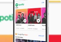 Listen Tab in Google Home