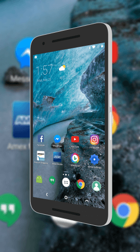 Microsoft Arrow Launcher