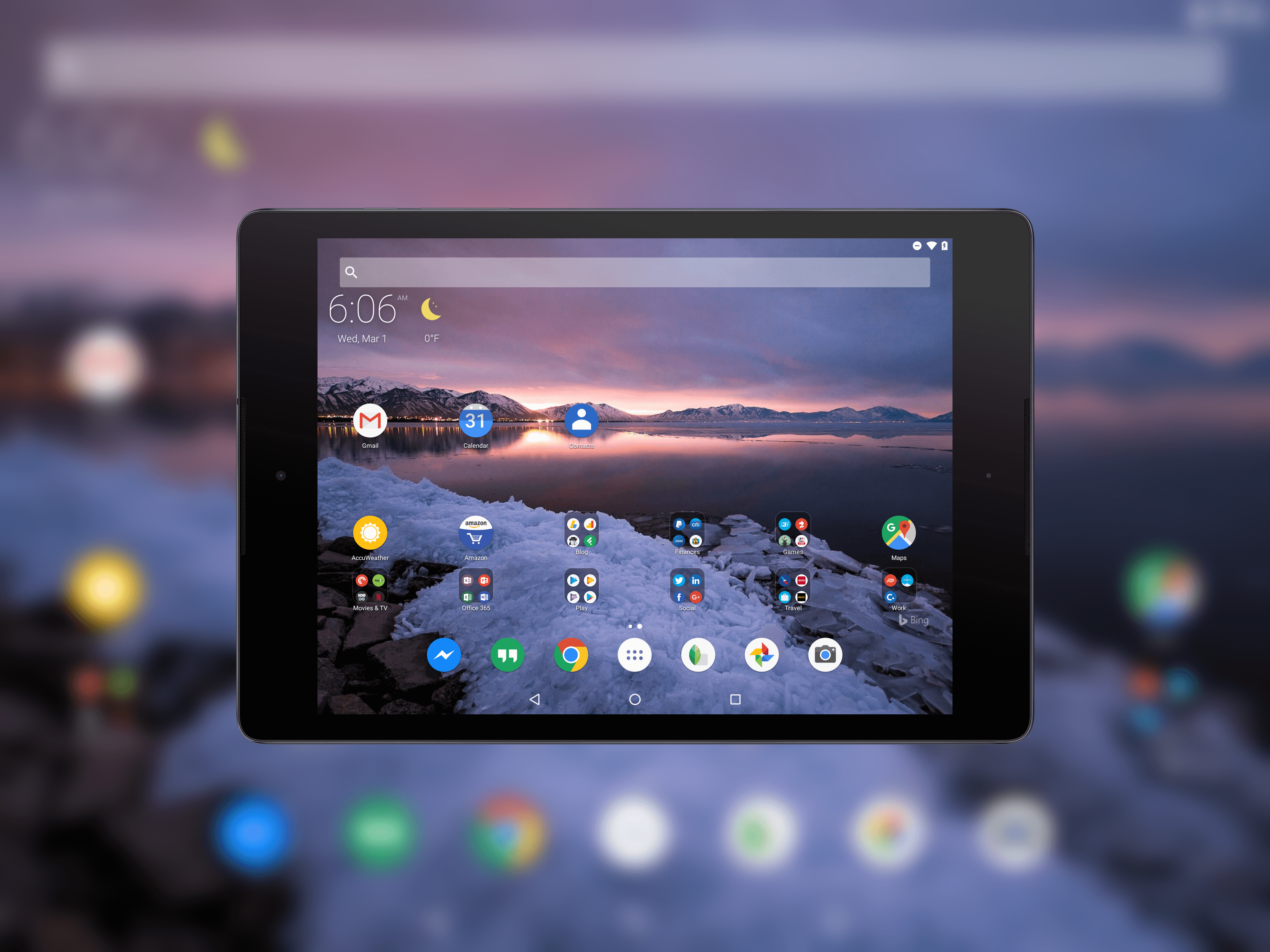 Update Microsoft Arrow Launcher Beta Adds Tablet Support