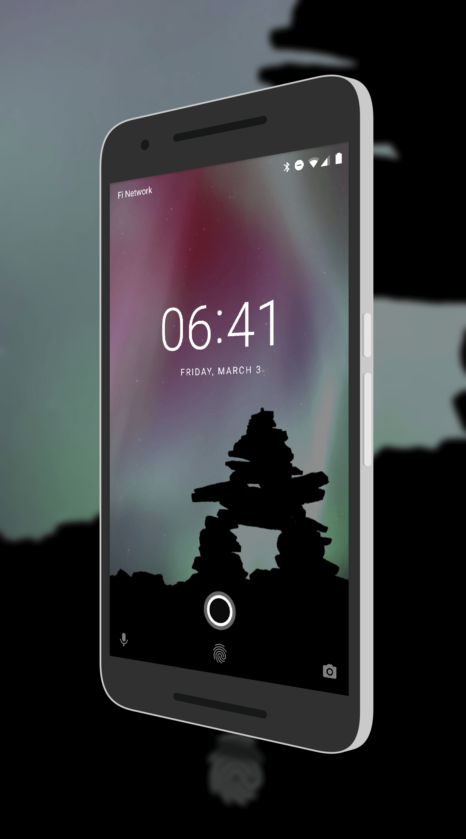 Microsoft Cortana in The Lock Screen
