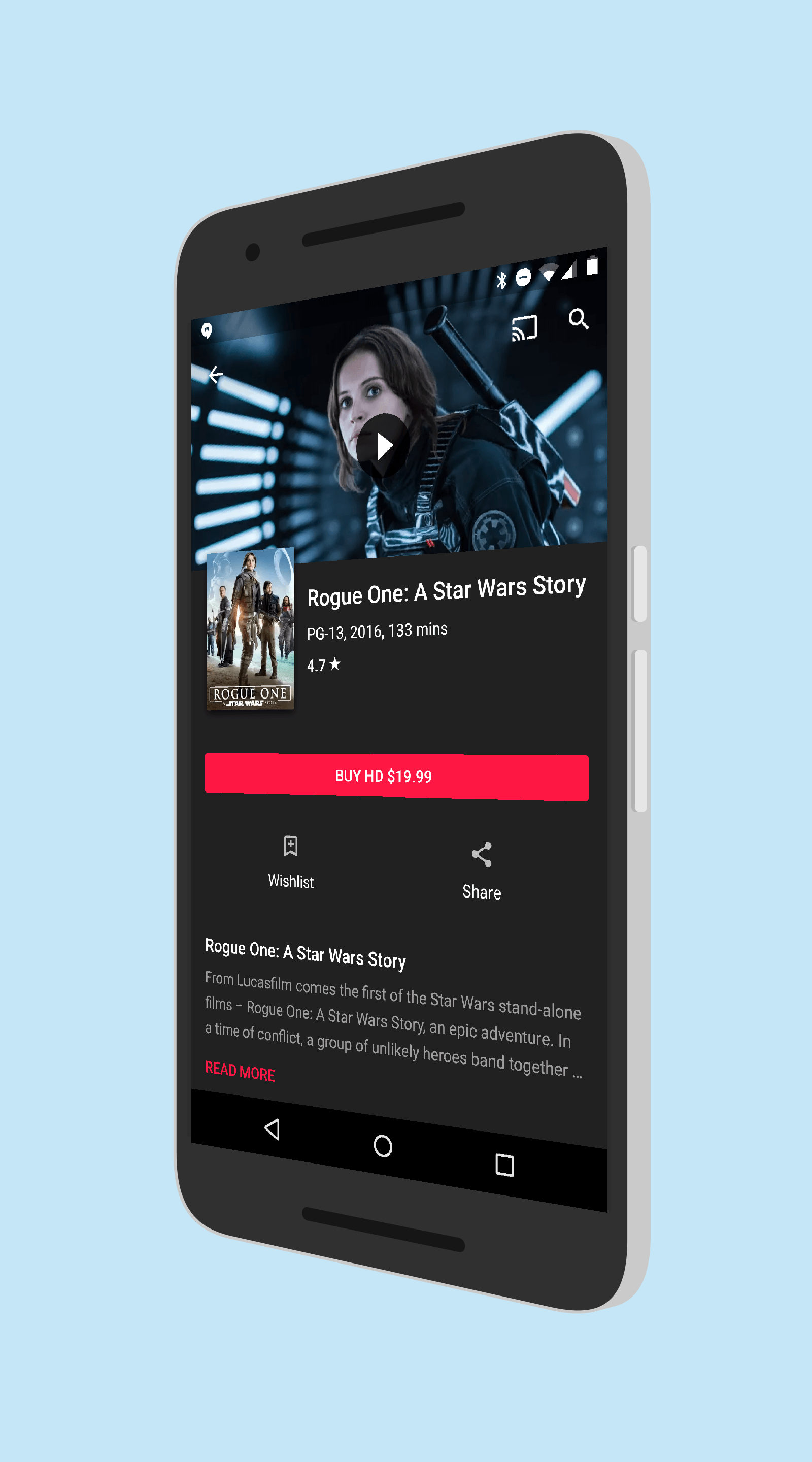 Rogue One: A Star Wars Story on Google Play