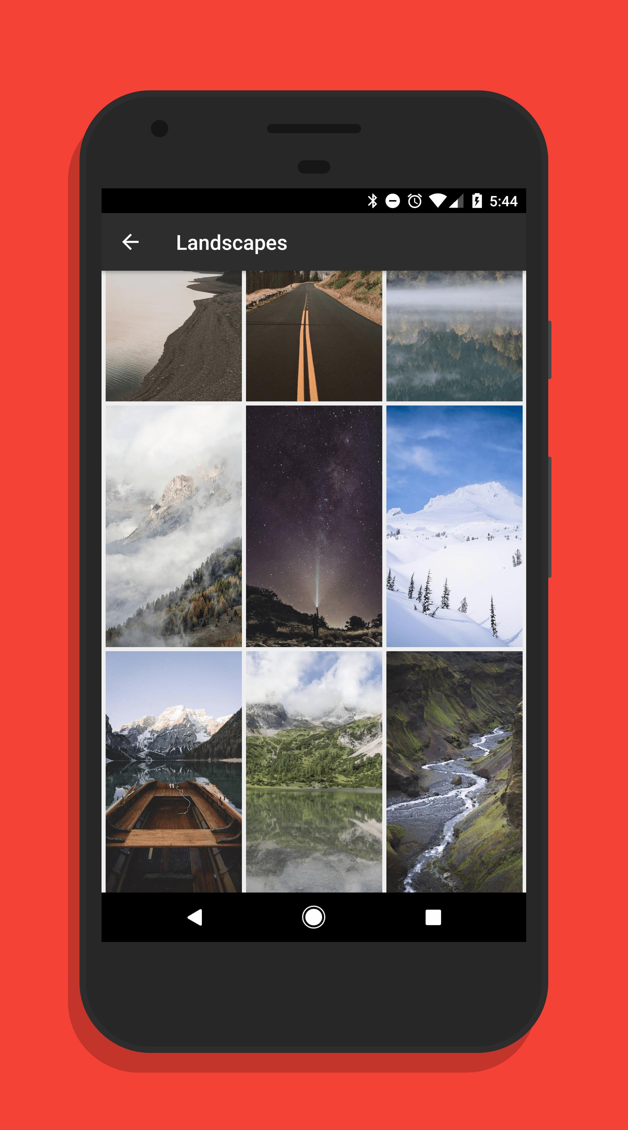 Google Wallpapers App Update Brings New