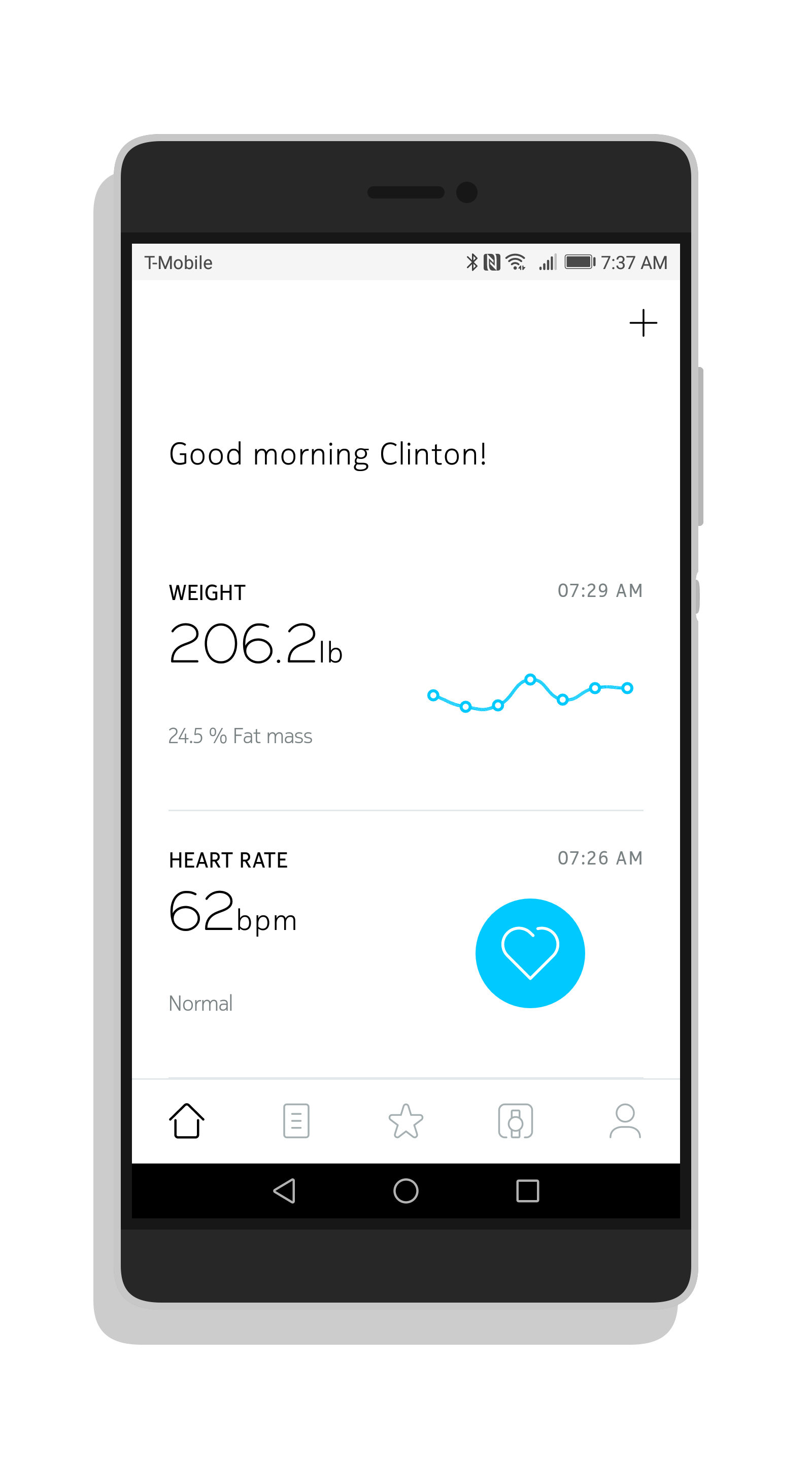 Nokia Health Mate for Android