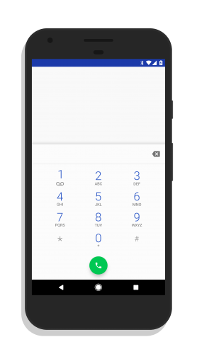 Google Phone App for Android