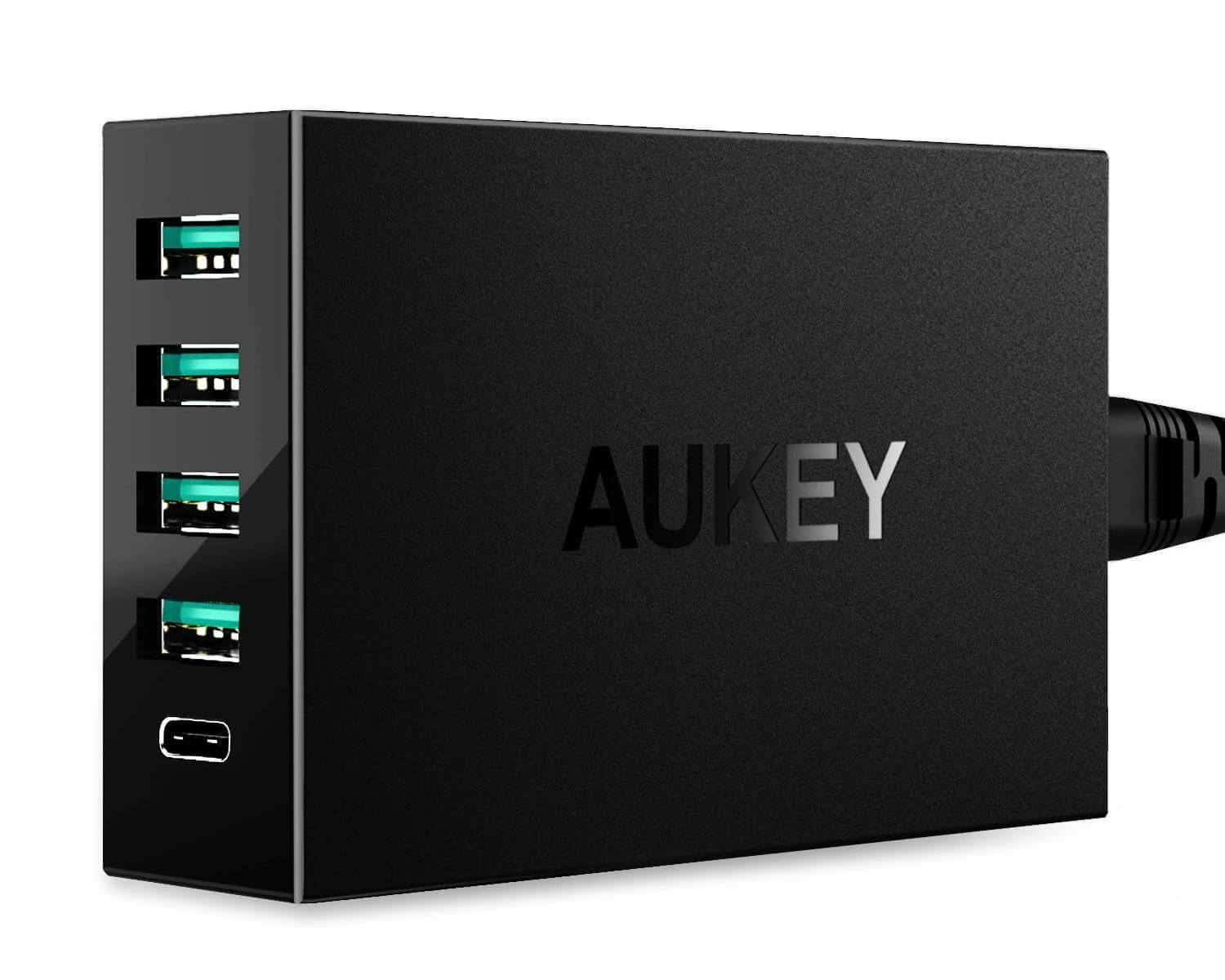 AUKEY AMP USB Charger