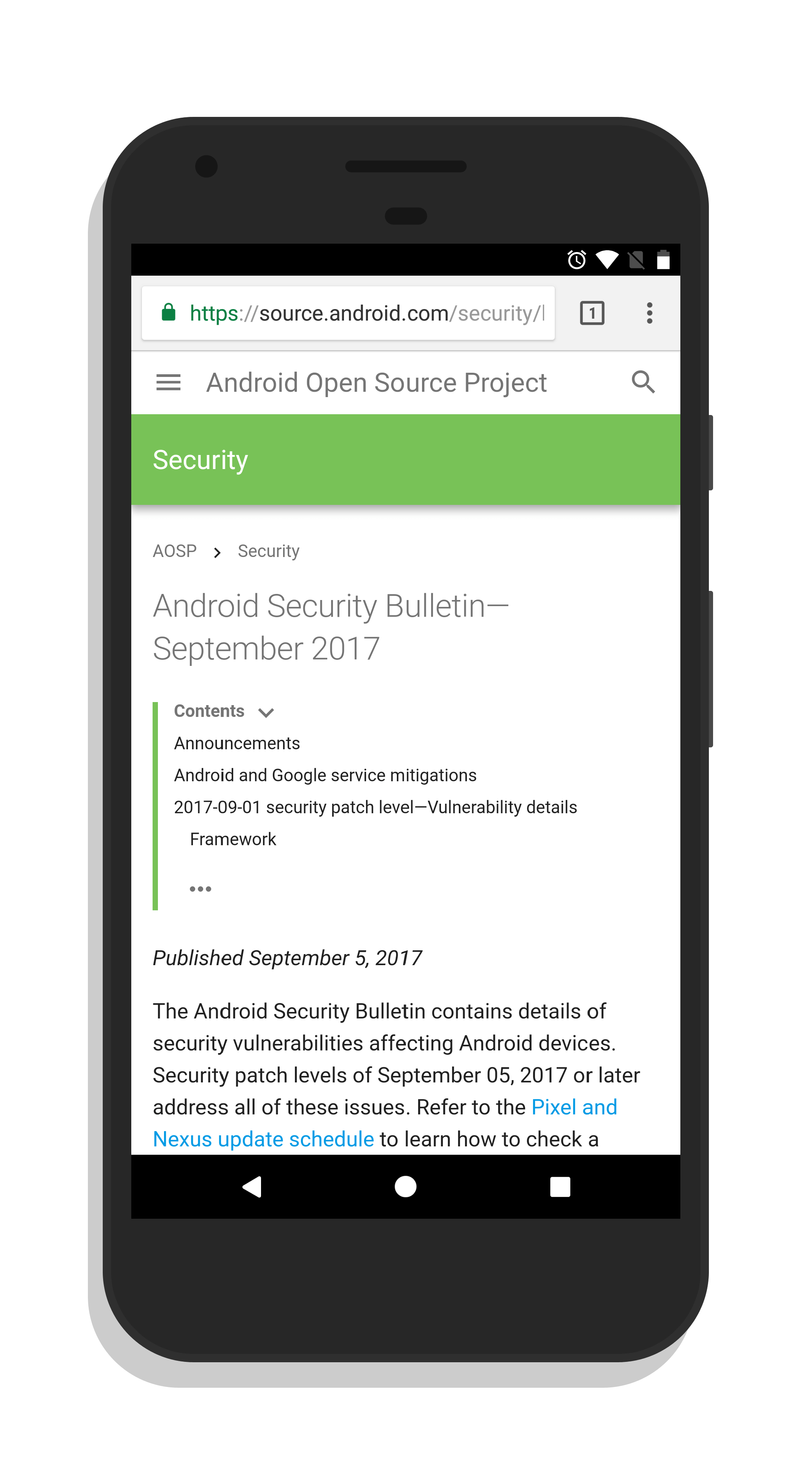 releases the september android security update clintonfitch