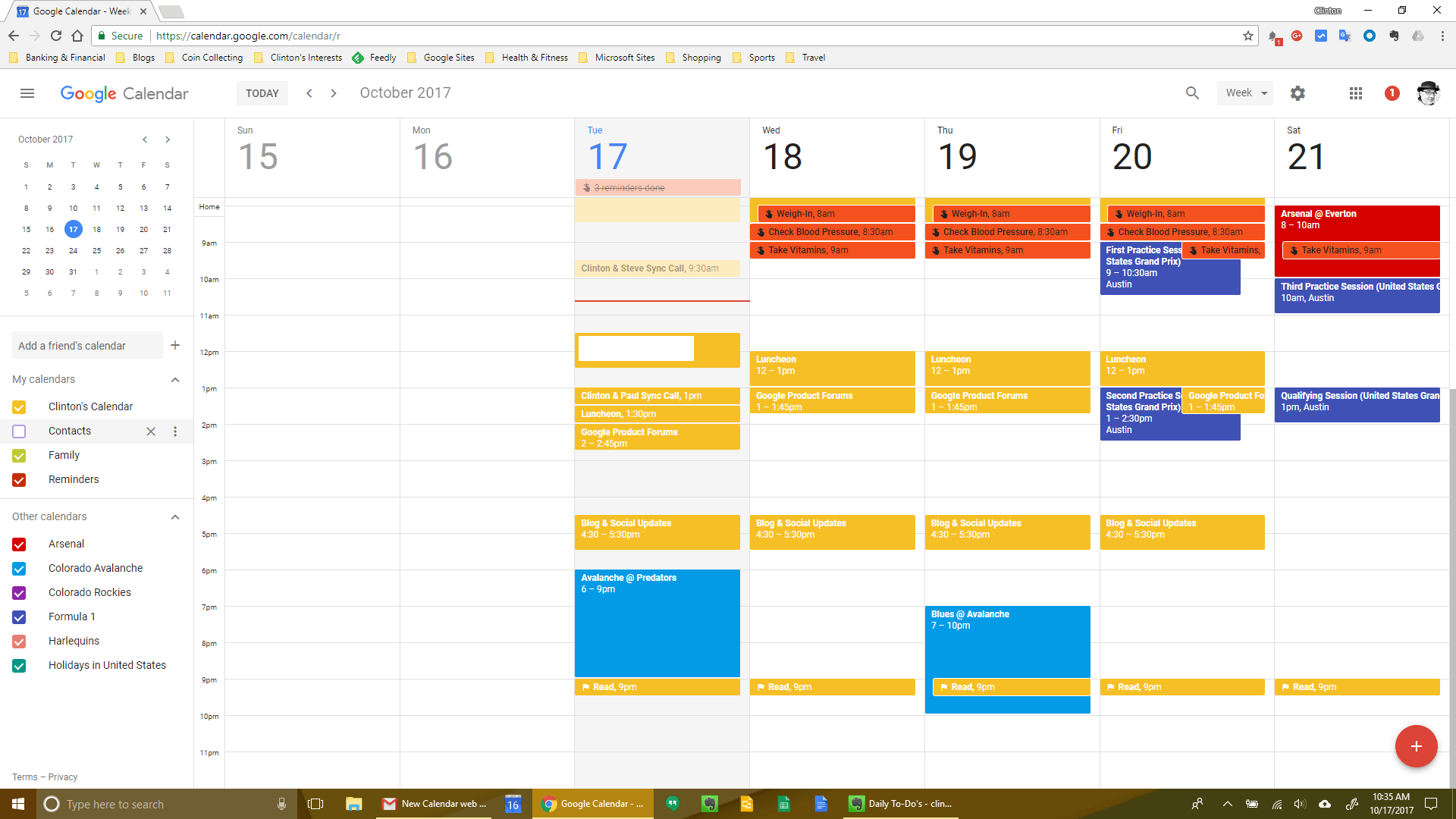 Classic Google Calendar Interop Tool Shuttering in February 2018