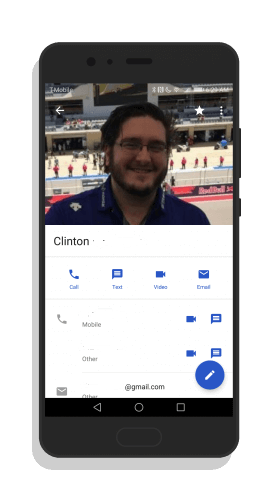 Google Contacts 2.2