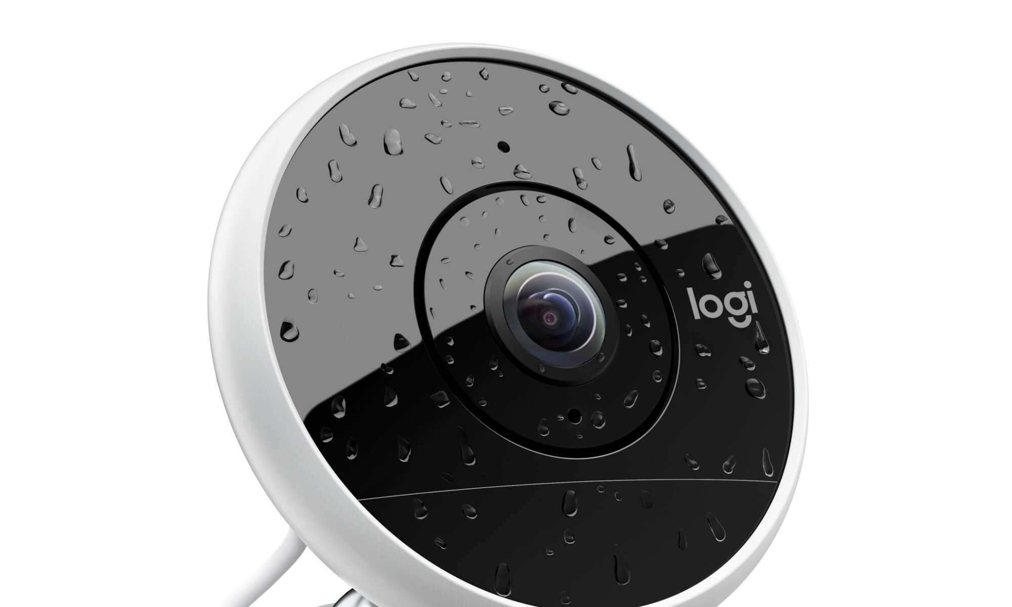 Logitech Circle 2 Camera with Google Assistant