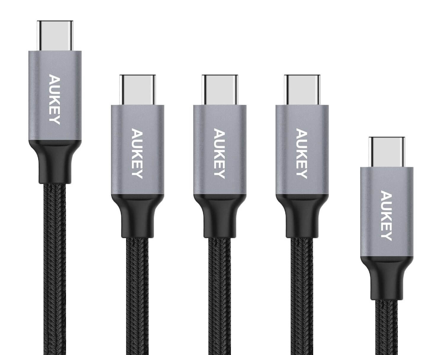 AUKEY USB-C Braided Cables