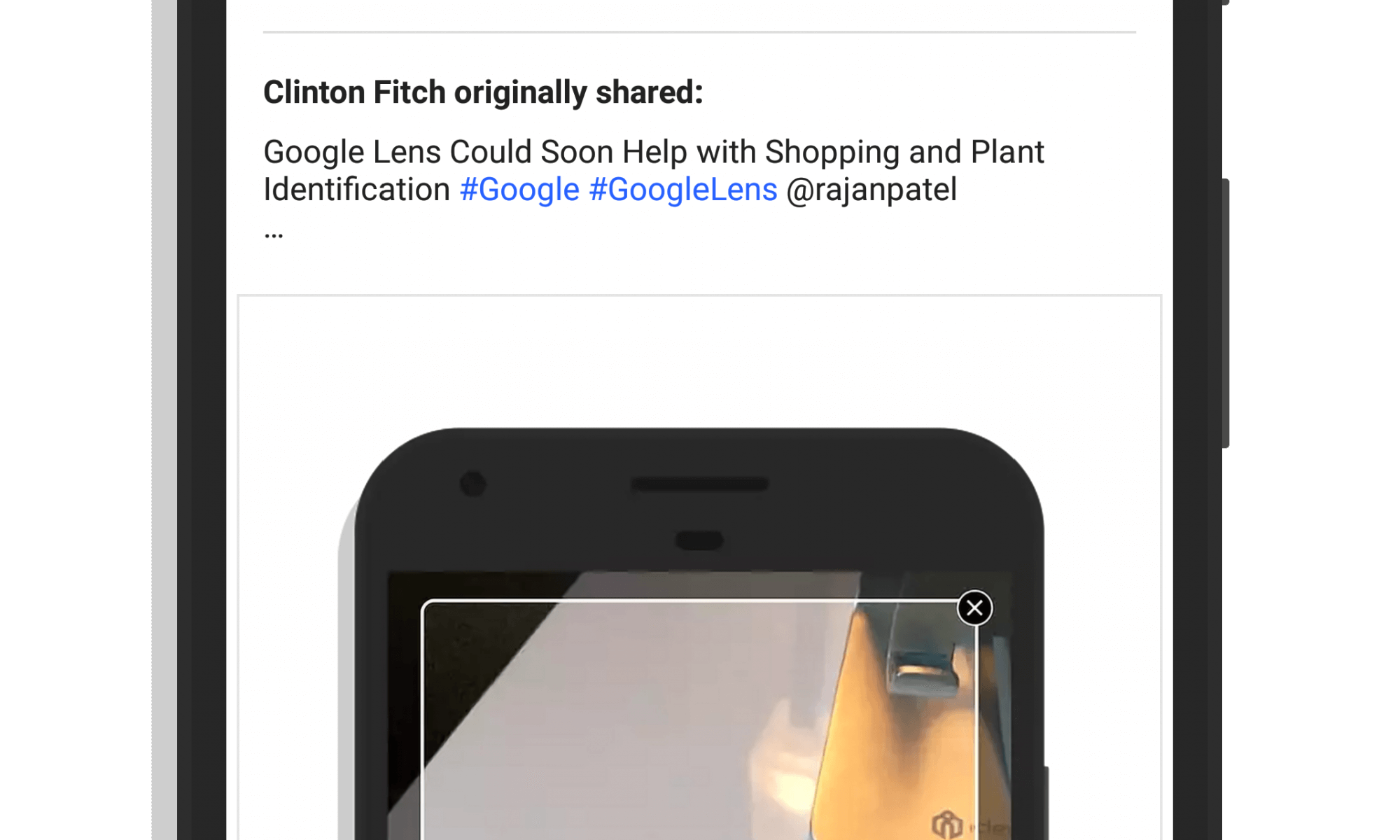 Google+ for Android