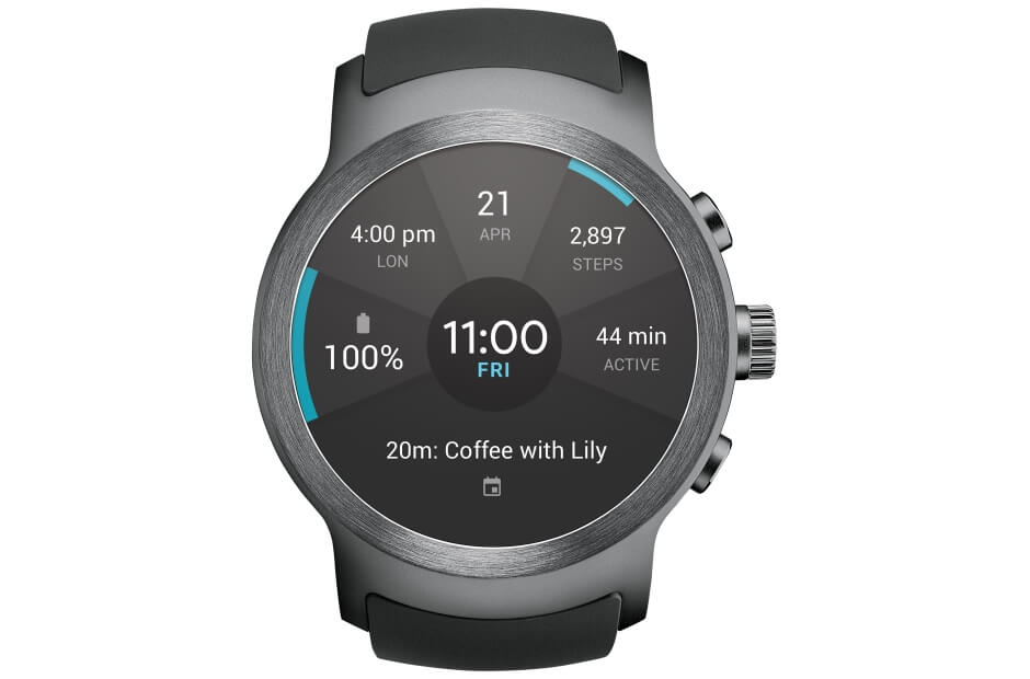 LG Smart Watch Sport