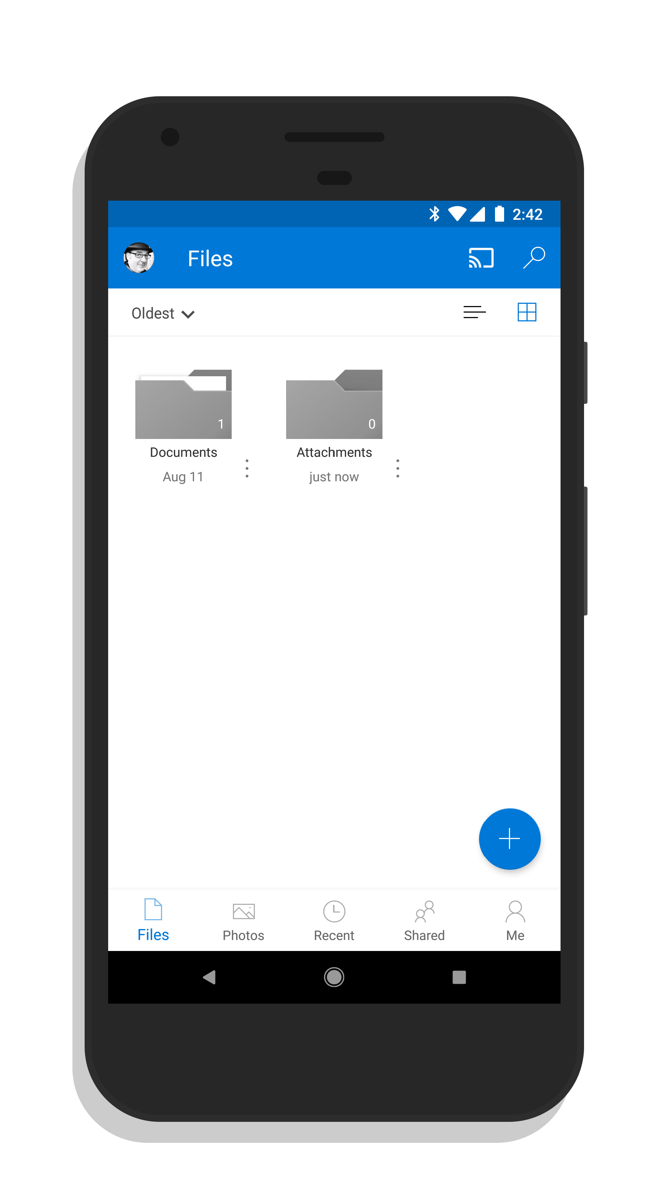 OneDrive for Android Update Adds Photo Handling & Editing