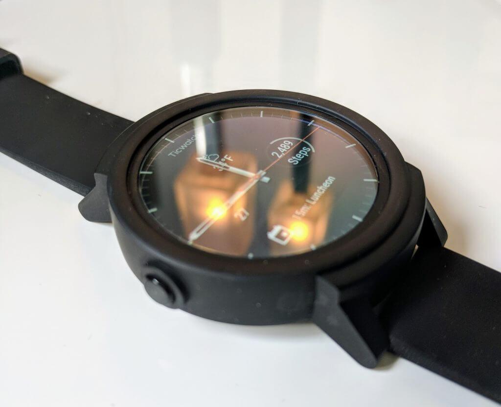 Profile of the Ticwatch E
