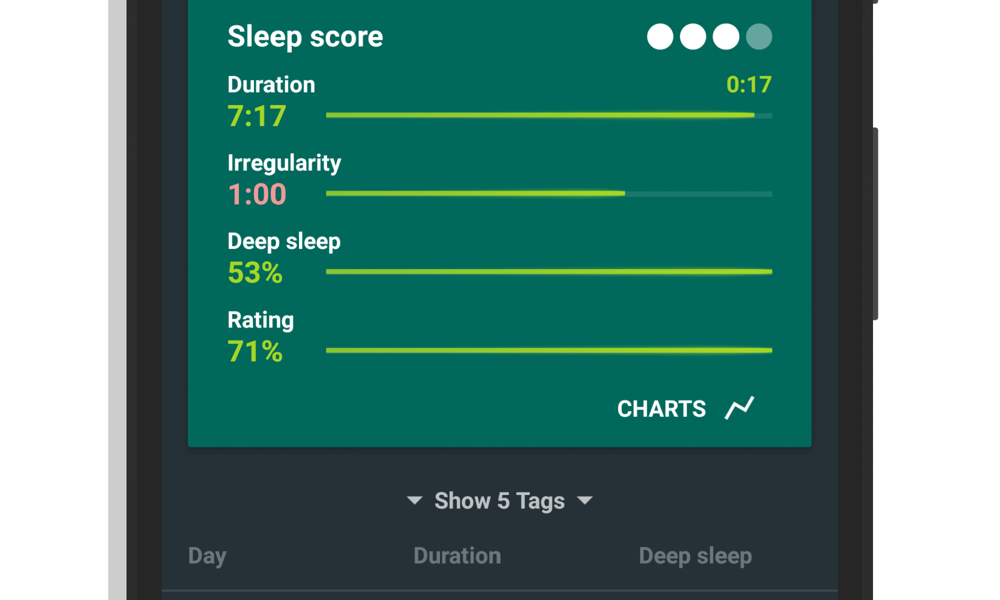 Sleep for Android