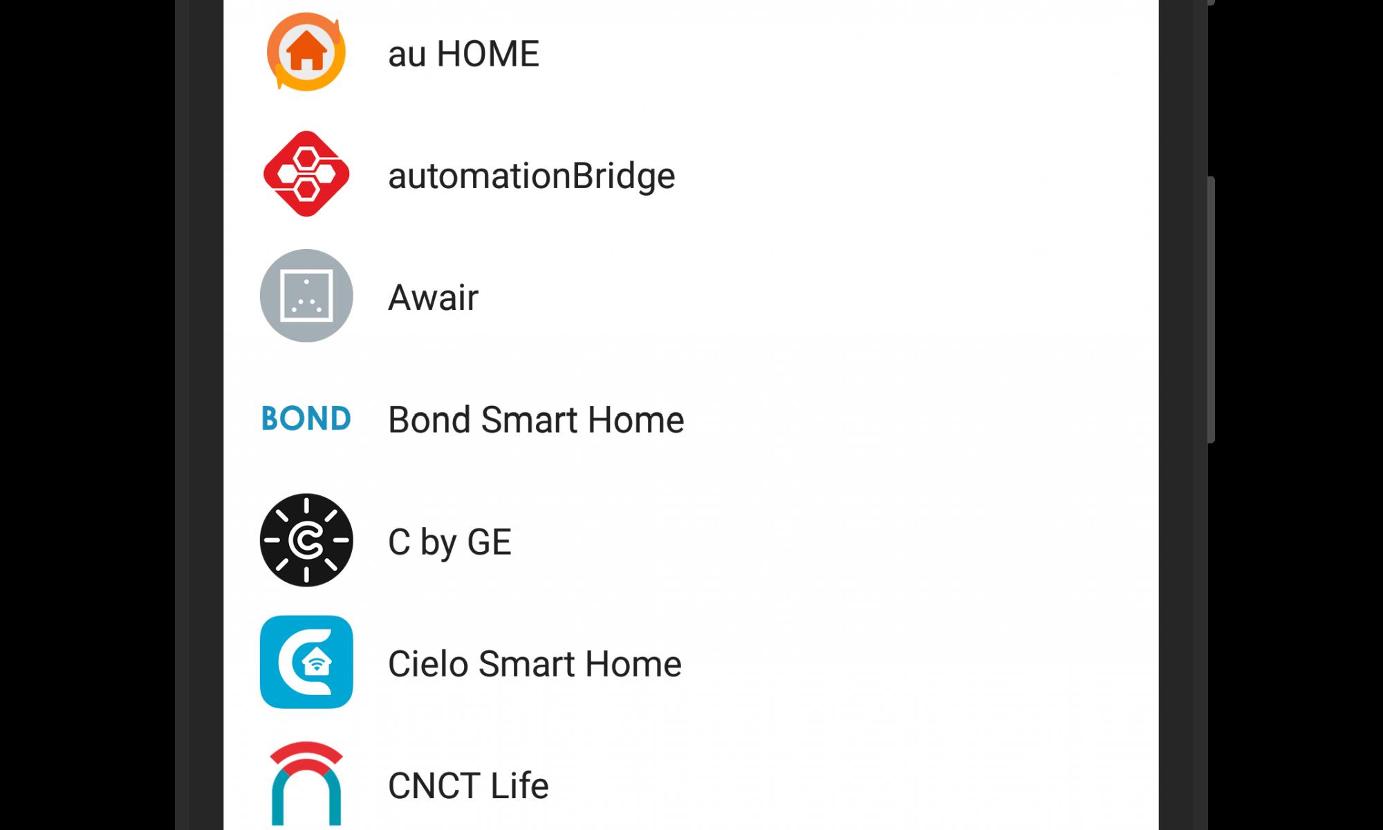 Google Assistant Partner Solutions