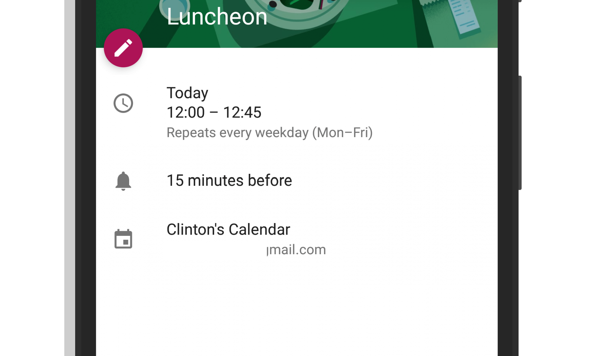 Duplicate Events in Google Calendar for Android